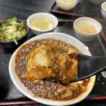 一創 - 普通の麻婆豆腐