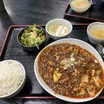 一創 - 5月に食べた普通の麻婆豆腐