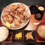 媛 故郷味の旅 - せんざんき定食