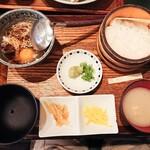 媛 故郷味の旅 - 鯛めし定食