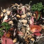 海人市場 - 1,500円の海人サラダ…