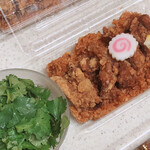 餃子の並商 - ジャンバラヤっぽいチキンライス500円