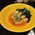 Maisen - 「穂先筍の若竹煮」