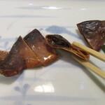舞扇 - 肝の味が濃縮
