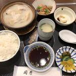 新三浦 - 水炊き小鉢定食