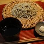 130454617 - ざる蕎麦1,000円