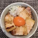 130454815 - 吊るし焼きバラ丼(380円)