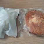 130454832 - レモンケーキとマドレーヌ