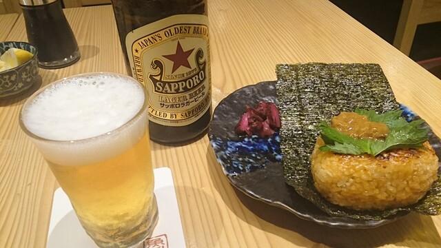 日本酒の魚枡 人形町店の料理の写真