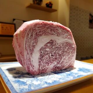 神戸牛最高品質『但馬玄-たじまぐろ-』サーロイン、リブロース