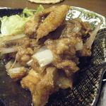 ちゅらさん亭 - お魚なんだけど、お肉かのような脂ののり方です。