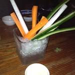 福住 - 野菜スティック