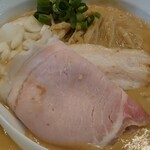麺や一芯 - 料理写真:濃厚鶏白湯♪