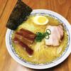 つけ麺 弥七  - 料理写真:かけ政宗・塩 (テイクアウトです)