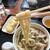 駕籠休み - 料理写真:うどんリフト