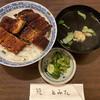 鰻 とみた - 料理写真:上うな丼3000円です