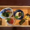 花井 - 料理写真:前菜盛り