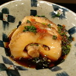 鮨 子史貴 - (赤)なまこ酢