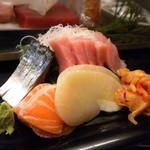 は満寿司 - おまかせ刺身盛り合わせ
