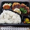くまねこ食堂 - 料理写真:デミチキンカツ弁当(税込680円)