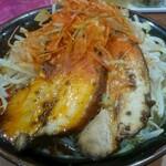麺屋 達 - 料理写真:達二郎・赤(950円)