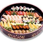 寿司割烹 堀天 -