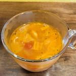ラヴィアミュゾン - スープ