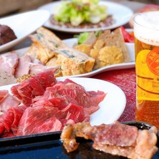 クラフトビール&お肉ビストロ Awa新町川ブリュワリー