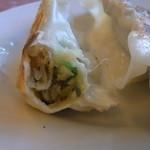 知味斎 - お野菜たっぷり