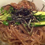 韓韓麺 - 韓つけ麺(麺)