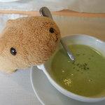 13048647 - えんどうのスープ