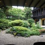 130486037 - 立派な庭