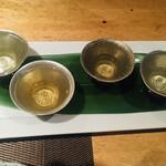 いちりん - 山廃飲み比べ4種セット