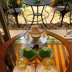 Tea Cozy - レモングラスジンジャーのハーブティー