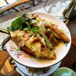 Tea Cozy - ヘレンドの食器には5月のタルティーヌ