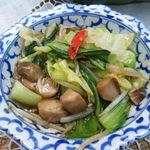 13049114 - 野菜炒め