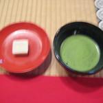 13049290 - 抹茶と和菓子
