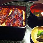 大谷茶屋 - 上うな重(2,450円)