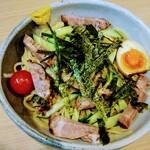 布施 細見商店 - 料理写真:冷麺