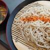 そば うどん 元長 - 料理写真:七味は赤道掛けで…