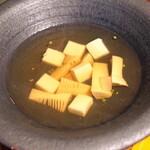 柚木元 - 高野豆腐も