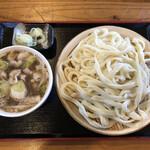 田舎打ち 麺蔵 - 「肉汁 並」700円
