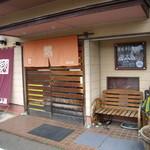 讃岐うどん国太郎 - 住宅地の中にあります