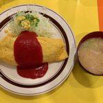 Kicchinebishi - オムライス ¥800