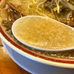 中華そば専門 田中そば店 - スープ