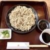 升風庵 - 料理写真:『盛りそば(大盛)』様(780円+380円)