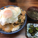 130511063 - 焼肉丼(850円)税込【令和2年05月22日撮影】