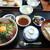 魚屋の寿司 東信 - 料理写真:マグロとハマチの漬け丼定食です☆ 2020-0520訪問