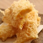 壺川 - トウモロコシの天ぷら