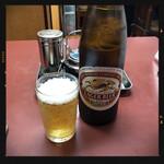 太陸 - 瓶ビール 650円